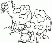 Coloriage et dessins gratuit Animaux En Ligne 5 à imprimer
