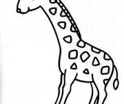 Coloriage et dessins gratuit Animaux En Ligne 58 à imprimer