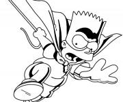 Coloriage dessin  Super Heros 16