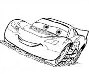Coloriage dessin  Cars Disney 24