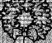 Coloriage et dessins gratuit Couronne de Noel en papier à imprimer