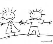 Coloriage et dessins gratuit Ecole Maternelle 14 à imprimer