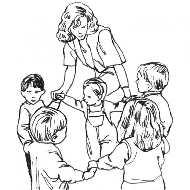 Coloriage et dessins gratuits Ecole Maternelle 22 à imprimer