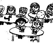Coloriage et dessins gratuit Ecole Maternelle 28 à imprimer