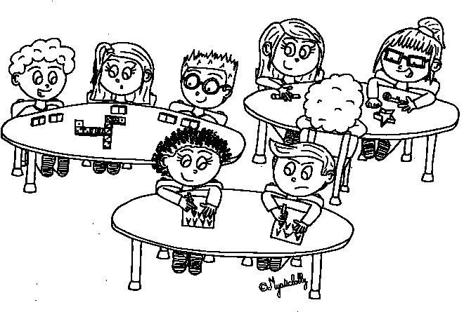 Coloriage et dessins gratuits Ecole Maternelle 28 à imprimer