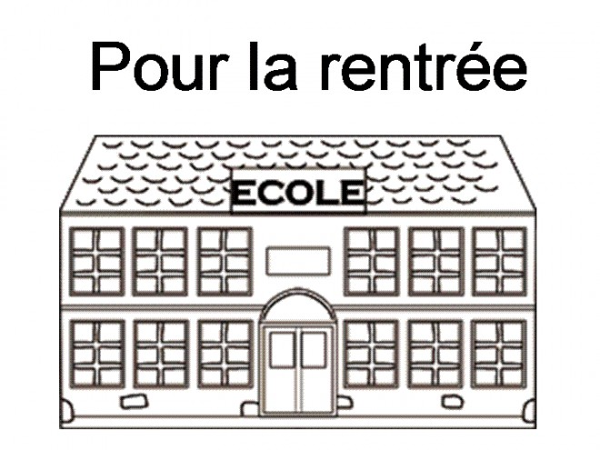 Coloriage et dessins gratuits Ecole Maternelle 29 à imprimer