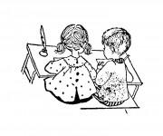 Coloriage et dessins gratuit Ecole Maternelle 31 à imprimer