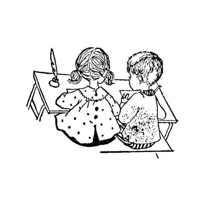 Coloriage et dessins gratuits Ecole Maternelle 31 à imprimer