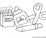 Coloriage et dessins gratuit Ecole Maternelle 36 à imprimer