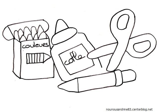 Top Coloriage Ecole Maternelle 36 dessin gratuit à imprimer AV38