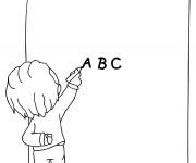 Coloriage et dessins gratuit Ecole Maternelle 42 à imprimer