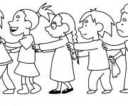 Coloriage et dessins gratuit Ecole Maternelle 9 à imprimer