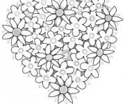 Dessiner en ligne vos coloriages préférés de Fleur Adulte