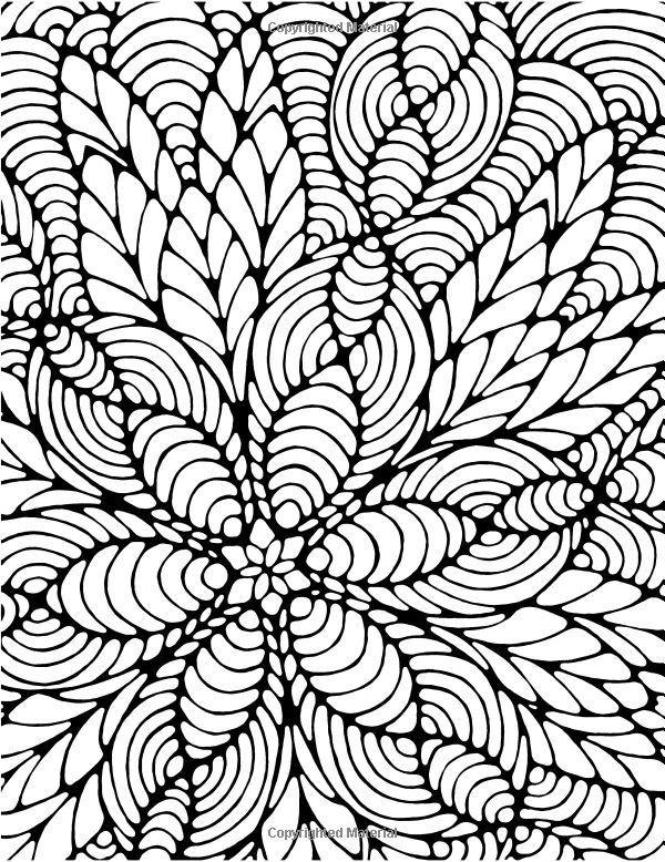 Coloriage et dessins gratuits Fleurs artistique silhouette à imprimer