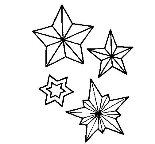 Coloriage et dessins gratuits Flocon de Neige 18 à imprimer