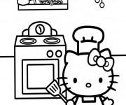 Coloriage Hello Kitty Et Pucca Gratuit à Imprimer Liste 20 à 40