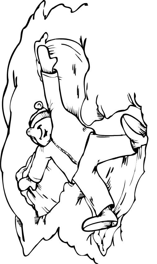 Coloriage et dessins gratuits Hiver Neige 28 à imprimer