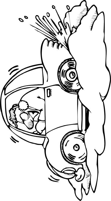 Coloriage et dessins gratuits Hiver Neige 39 à imprimer