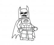 Coloriage dessin  Lego Batman 12
