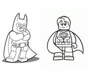 Coloriage dessin  Lego Batman 13