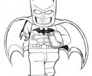 Coloriage dessin  Lego Batman 2