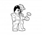 Coloriage dessin  Lego Batman 4