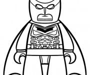 Coloriage dessin  Lego Batman 9
