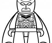 Coloriage Lego Batman dessin animé