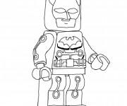 Coloriage Lego Batman en ligne