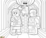 Coloriage Lego Batman Le Film