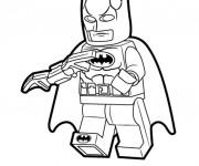 Coloriage et dessins gratuit Lego Batman pour enfant à imprimer