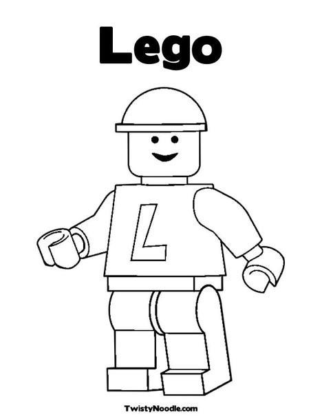 Coloriage et dessins gratuits Lego Marvel à imprimer