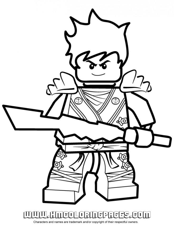 Coloriage lego ninjago 2 dessin gratuit imprimer - Ninjago a imprimer ...