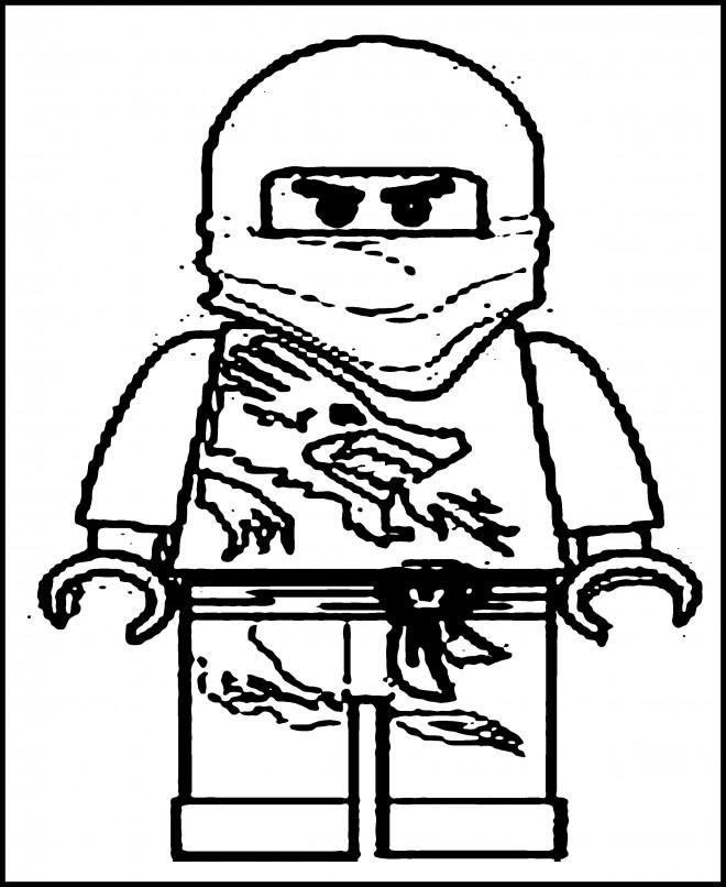 Coloriage lego ninjago facile dessin gratuit imprimer - Telecharger ninjago ...