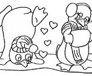 Coloriage et dessins gratuit Les Animaux 26 à imprimer