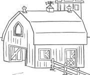 Coloriage et dessins gratuit Les Batiments 22 à imprimer