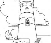 Coloriage et dessins gratuit Les Batiments 26 à imprimer