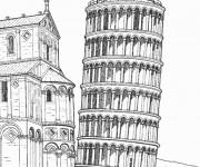 Coloriage et dessins gratuit Les Batiments 27 à imprimer