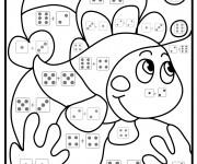 Coloriage et dessins gratuit Magique Addition 11 à imprimer