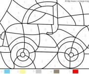 Coloriage et dessins gratuit Magique Facile 13 à imprimer