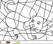 Coloriage et dessins gratuit Magique Facile 2 à imprimer