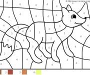 Coloriage dessin  Magique Facile 6