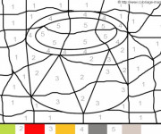 Coloriage et dessins gratuit Magique Facile à décorer à imprimer