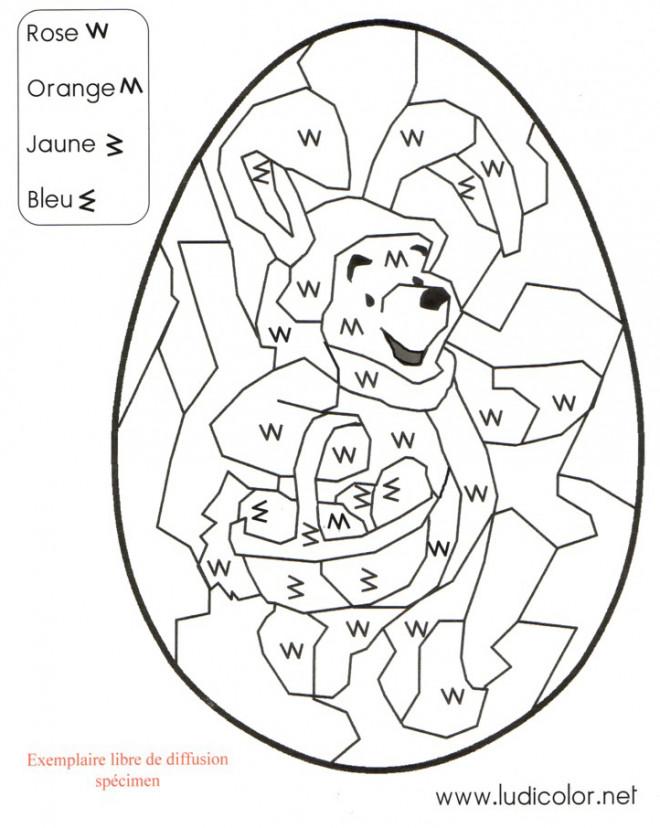 Coloriage et dessins gratuits Magique Facile dessin animé à imprimer