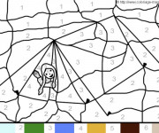 Coloriage et dessins gratuit Magique  pour enfant à imprimer