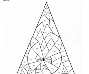 Coloriage dessin  Magique Lettres 14