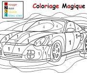 Coloriage dessin  Magique Maternelle 7