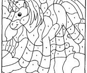 Coloriage dessin  Magique Maternelle 9