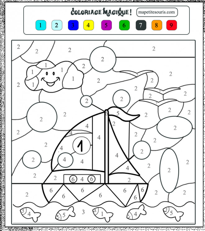 TOP12+ Coloriage Petite Section Images - Lesgenissesdanslmais