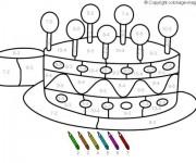 Dessiner en ligne vos coloriages préférés de Magique Soustraction